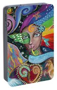 Rainbow Muse Portable Battery Charger