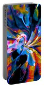 Rainbow Nebula Portable Battery Charger