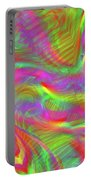 Rainbowlicious Portable Battery Charger