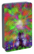 Rainbows For All Children Portable Battery Charger