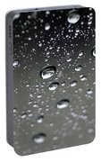 Raindrops  1 Portable Battery Charger