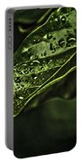 Raindrops Hdr Portable Battery Charger