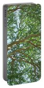 Rainforest Canopy Portable Battery Charger
