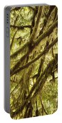 Rainforest Drama Portable Battery Charger