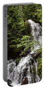 Rainforest Falls Portable Battery Charger