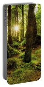 Rainforest Path Portable Battery Charger