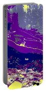 Rainforest Shadows Portable Battery Charger