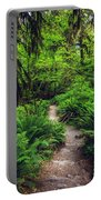Rainforest Trail Portable Battery Charger