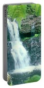 Rainforest Waterfalls Portable Battery Charger