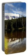 Rainier Capped Portable Battery Charger