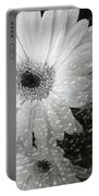 Rainy Day Daisies Portable Battery Charger