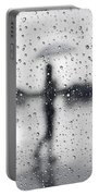 Rainy Day Portable Battery Charger by Setsiri Silapasuwanchai