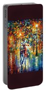 Rainy Evening Portable Battery Charger