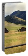 Ranch Along Tom Miner Road Portable Battery Charger
