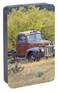 Ranch Truck II Portable Battery Charger