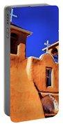 Ranchos De Taos Church Portable Battery Charger