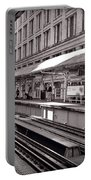 Randolph Street Station Chicago Portable Battery Charger