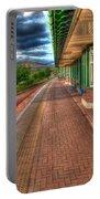 Rannoch Station Platform Portable Battery Charger
