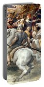 Raphael: Attilas Horsemen Portable Battery Charger