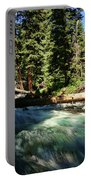 Rapids Near Maroon Bells Portable Battery Charger