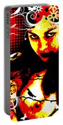 Rapturous Fascination Portable Battery Charger