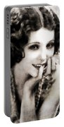 Raquel Torres, Vintage Actress Portable Battery Charger