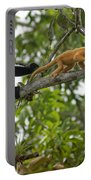 Rare Golden Monkey Portable Battery Charger