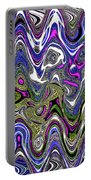 Rasdozell Abstract Portable Battery Charger