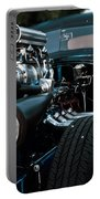 Rat Rod Coupe Portable Battery Charger