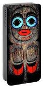 Raven Child Portable Battery Charger