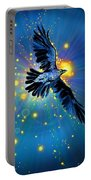 Raven First Bird Portable Battery Charger