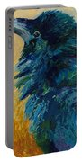 Raven Study Portable Battery Charger