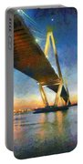 Ravenel Bridge Portable Battery Charger