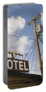 Rawhide Motel Portable Battery Charger