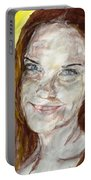 Rayah Newman, Portrait Portable Battery Charger