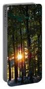 Rays Of Dawn Portable Battery Charger