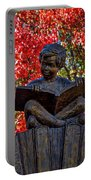 Reading Boy - Santa Fe Portable Battery Charger