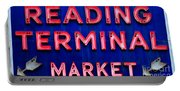 Reading Terminal Market Portable Battery Charger