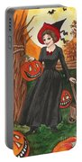 Ready For Halloween Portable Battery Charger