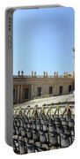 Ready For Pope's Appearance Portable Battery Charger