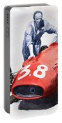 Ready For Racing Maserati 250 F Portable Battery Charger