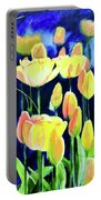 Real Artists Dont Paint Decorative Iv Portable Battery Charger