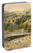 Realm Of Golden West Dakota Portable Battery Charger