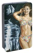 Rebecca Gayheart Portable Battery Charger