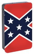 Rebel Flag Portable Battery Charger