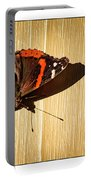 Red Admiral Portable Battery Charger