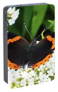 Red Admiral - Topwings Portable Battery Charger