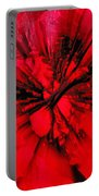 Red And Black Explosion Portable Battery Charger