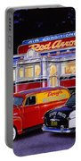 Red Arrow Diner Portable Battery Charger