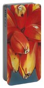 Red Bananas Of Jocotepec Portable Battery Charger